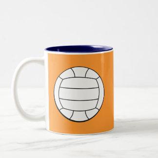 Taza del voleibol