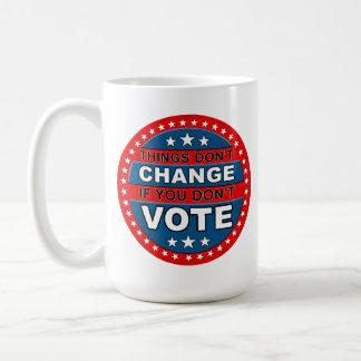 Taza del voto