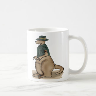 Taza del Wallaby del cocodrilo