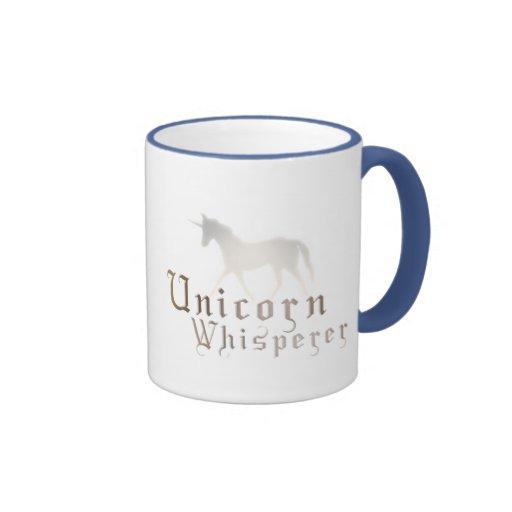 Taza del Whisperer del unicornio
