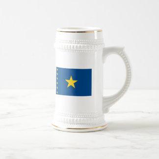 Taza Democratic de la bandera del República del Co