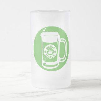 taza diaria de la bebida