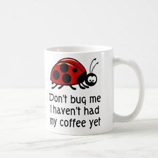 Taza divertida del amante del café