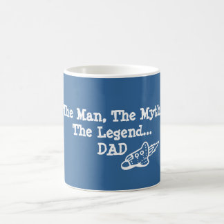 Taza divertida del día de padre