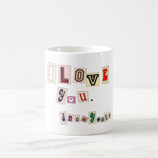 taza divertida del día de San Valentín