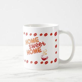 Taza dulce casera de la obra clásica del hogar 2