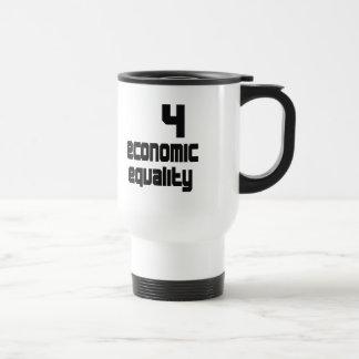 Taza económica del viaje de la igualdad 4