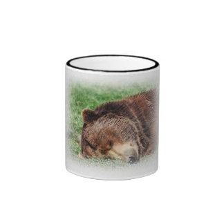 Taza el dormir del oso de Kodiak