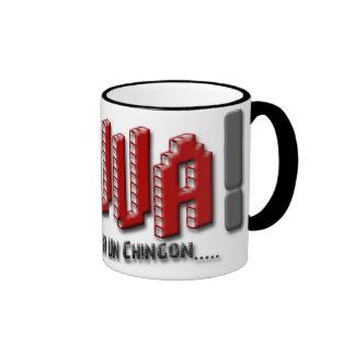 """Taza """"El FUA"""" Coffee Mugs"""