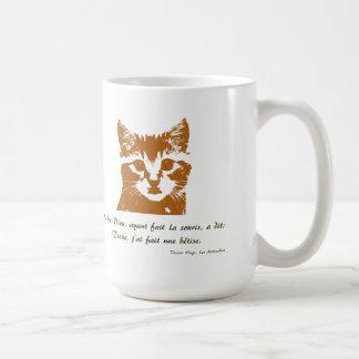 Taza: El gato