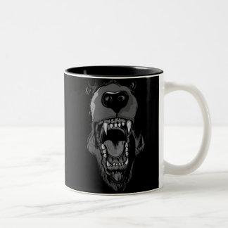 taza el grito del oso