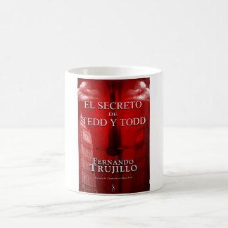 Taza 'El secreto de Tedd y Todd'