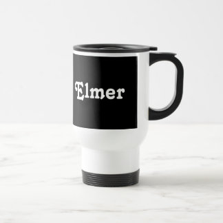 Taza Elmer