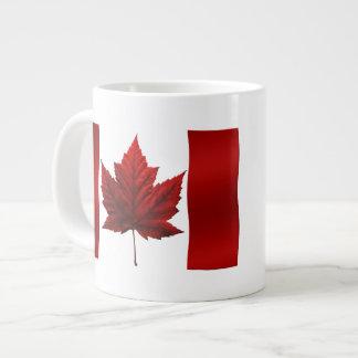 Taza enorme del recuerdo de Canadá de la taza de c Taza Jumbo