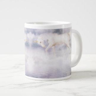 Taza enorme ideal del unicornio taza grande