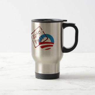Taza épica del viaje del fall de Obama