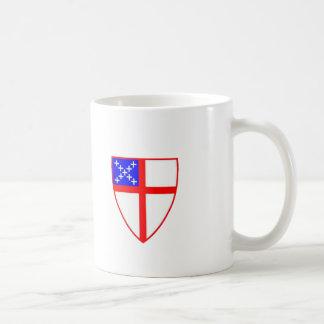 Taza episcopal del escudo