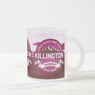 Taza escénica del color de Killington