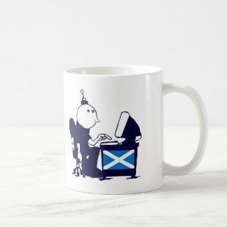 Taza escocesa de Indy Cybernat de la independencia