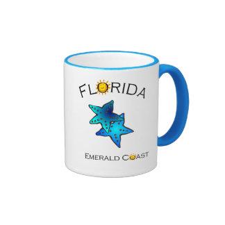 Taza esmeralda de la costa de la Florida