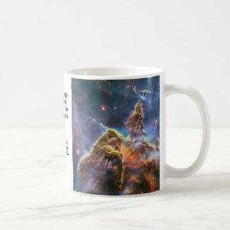 Taza estelar del cuarto de niños de la nebulosa de