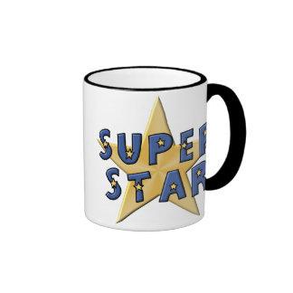 Taza estupenda de la estrella