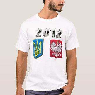 Taza europea 2012 del fútbol del fútbol de Polonia Playera