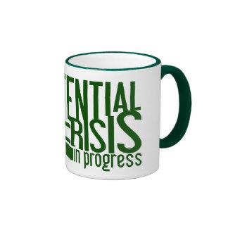 Taza existencial de la crisis