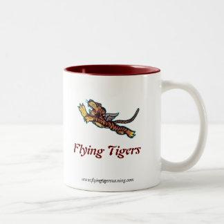Taza experimental de Flying Tigers - zurda