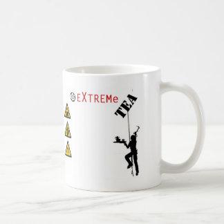 Taza extrema del té