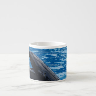 Taza falsa de la especialidad de la orca tazas espresso