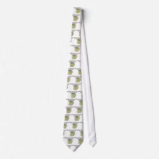 Taza fea corbatas