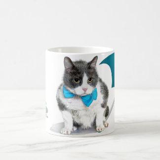 Taza:  Felix, el gato, en abril Taza De Café
