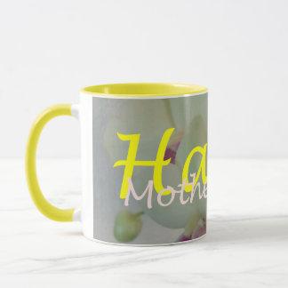 Taza feliz de las madres