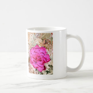 Taza flor pink