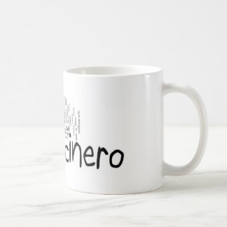 Taza Frase Chef Coffee Mugs