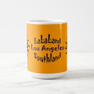 ¡Taza fresca de Los Ángeles de LaLaLand
