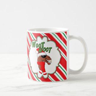 Taza fresca del navidad del día de chepa de Woot