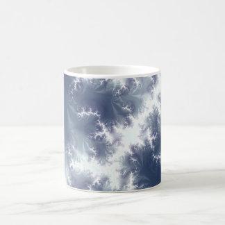 Taza fresca del relámpago