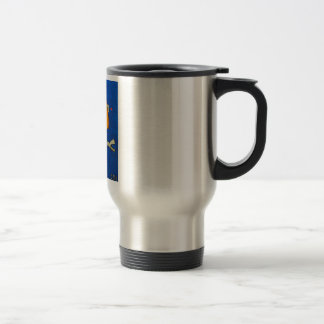 taza fresca estupenda del viaje del robot