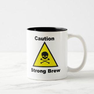 Taza fuerte del Brew