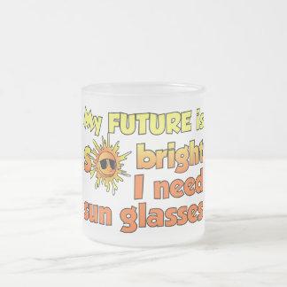 Taza futura brillante