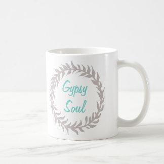 Taza gitana del alma