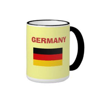 Taza grande de Germany* D