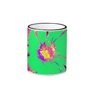 Taza grande de la flor II
