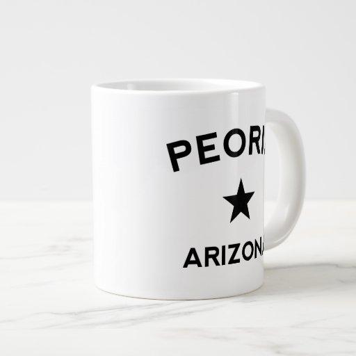 Taza grande de Peoria Arizona