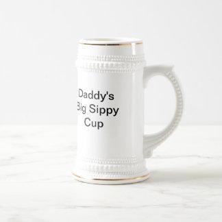 Taza grande de Sippy del papá