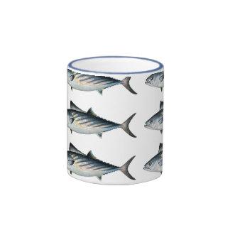 Taza grande del atún del bonito