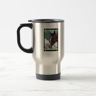 Taza grande del viaje del caballo de Warmblood