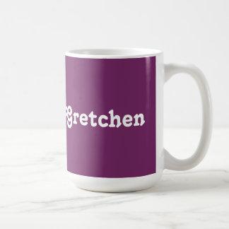 Taza Gretchen